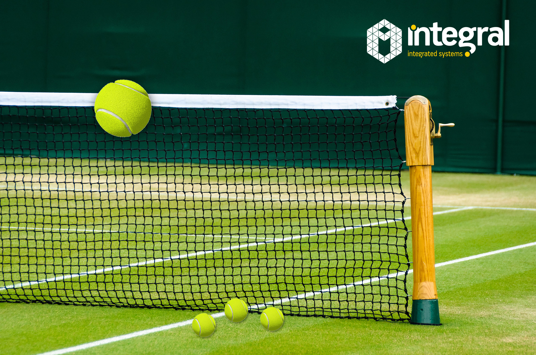 What Are Tennis Court Surfaces Made Of Integral Sports Systems
