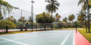 ملعب الكرة الطائرة